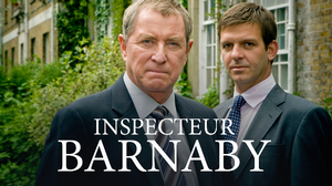 Poster for the French version of the series, Inspecteur Barnaby